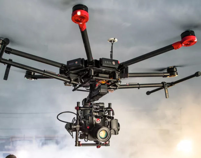 Has the DJI M600 Reached the end of the Road?