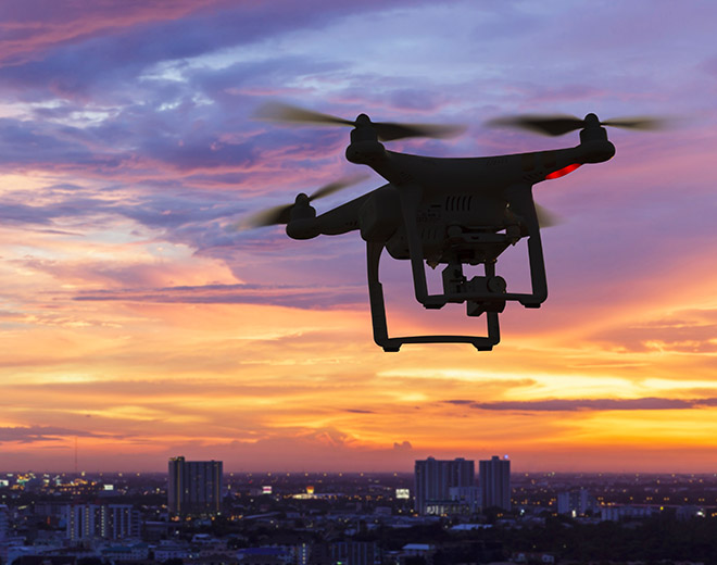 powers to punish drone misuse, drone