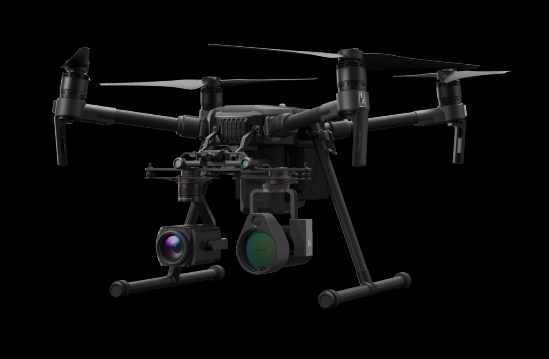 DJI Launch Two New Payloads for the M200 Series