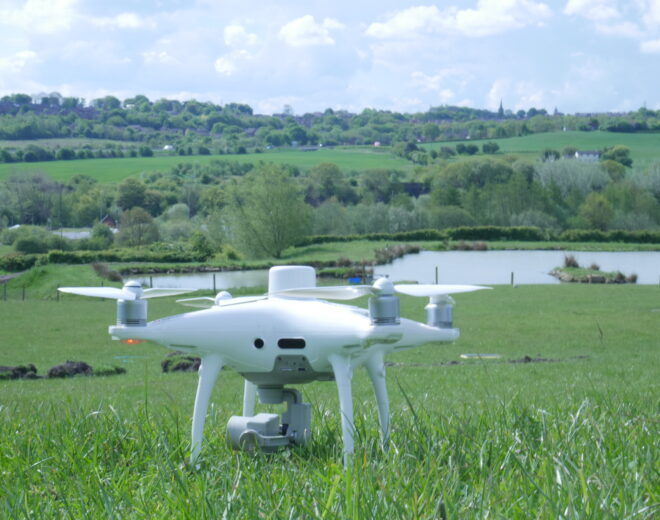 Drones in Surveying - How When & Why?