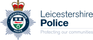 Drone solutions for police - leicestershire police logo