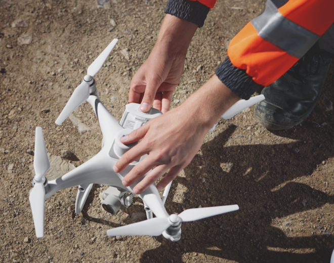 Why you need an RTK License for your drone