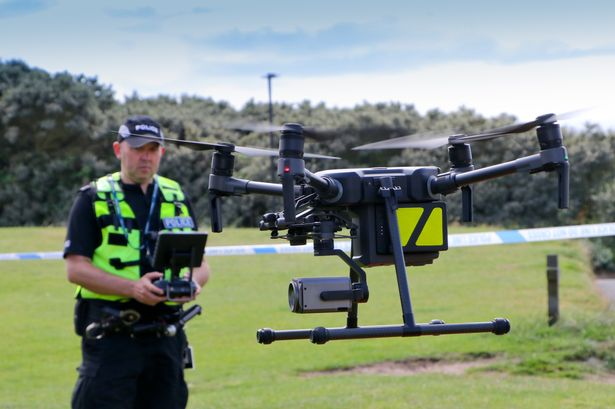 5 Times UK Police Used Drones For Good