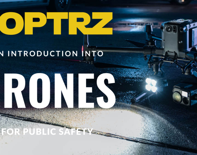 Introduction to Drones for Public Safety