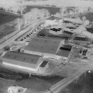 Thermal imagery captured by unmanned air veterans