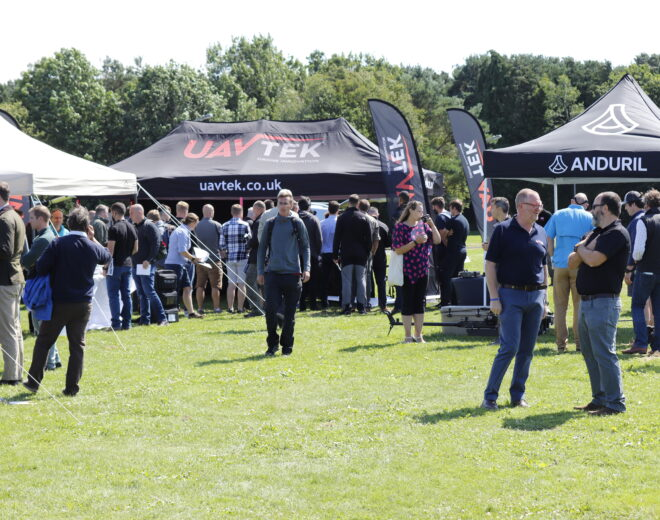 Coptrz Defence shows out at UK's First Battle Lab demo