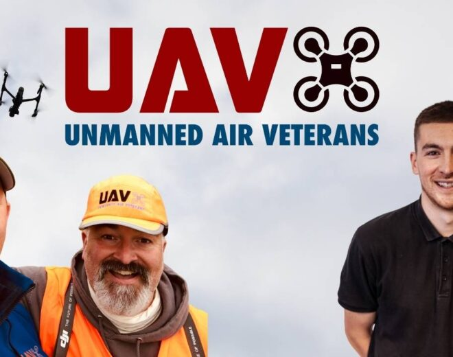 How army veteran Stu Logan started his drone business